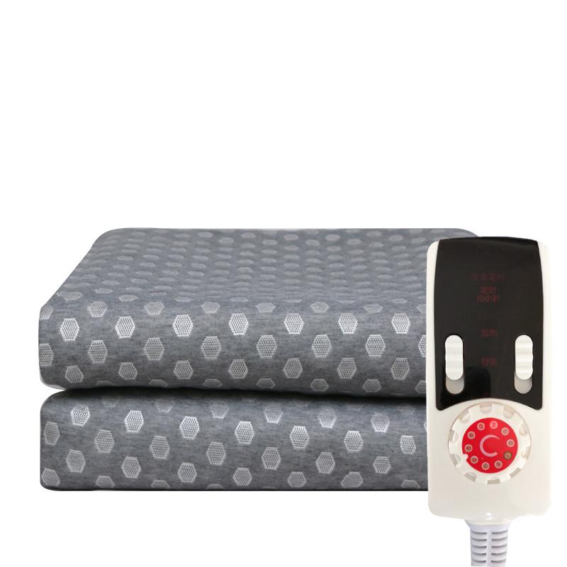 俞兆林电热毯单人双人电褥子双控除湿学生宿舍家用安全保暖加大毯