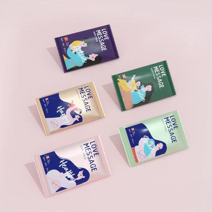 【婴爱旗舰店】婴爱 婴儿轻薄透气系列纸尿裤5片装