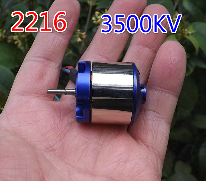1 Pc RC Airplane Brushless Motor Fixed Wing Motor 2010 2216 3020 3430