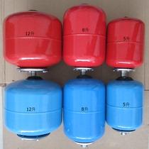 Expansion tank expansion tank pressure tank inlet pressure tank coal electric matching