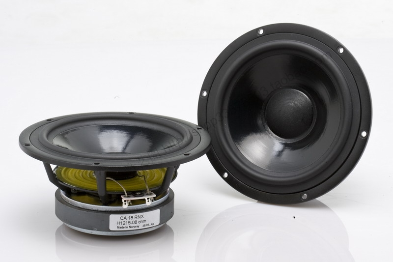 SEAS H1215 CA18RNX Sias Honor Series-6 5-inch woofer unit