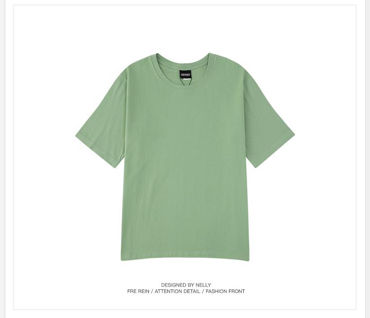【小尼力】男女纯棉情侣短袖10