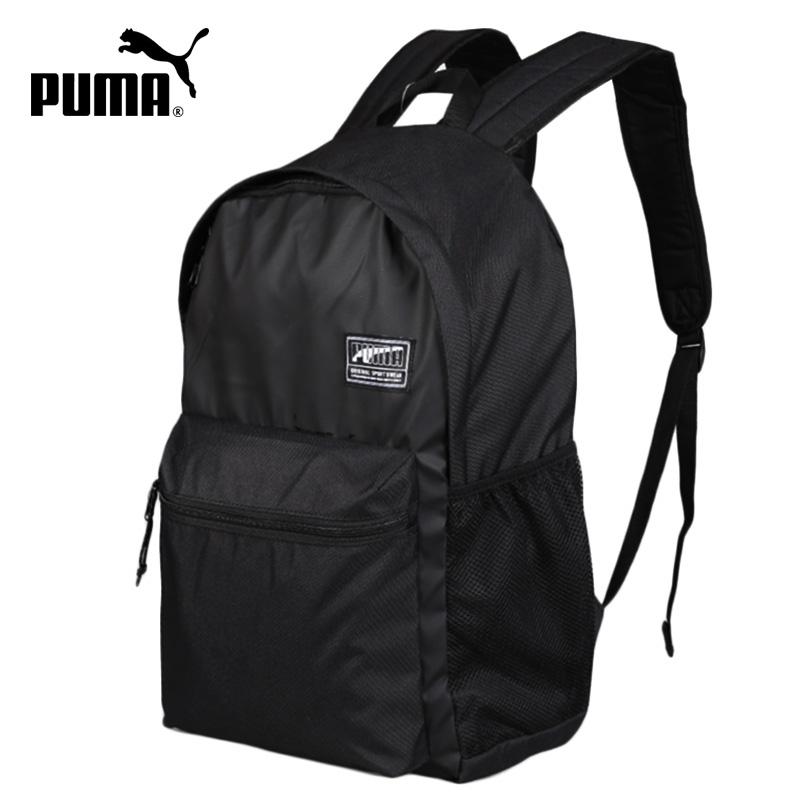 Túi xách nam nữ Puma Hummer 2020 mùa xuân mới cho học sinh trung học năng lực cao ba lô thể thao ba lô 075733 - Ba lô