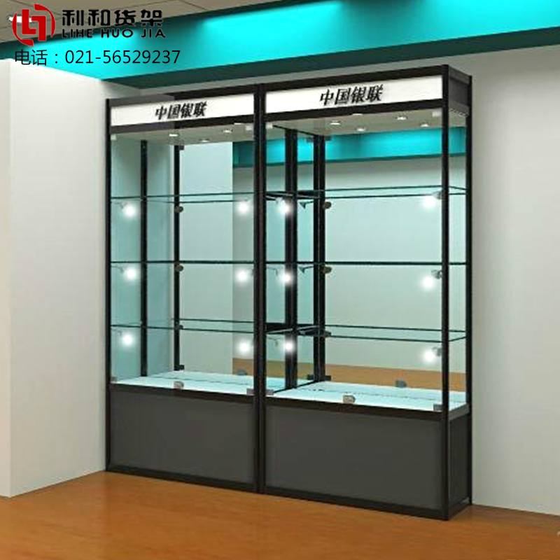 Thickened Glass Display Cabinet Sample Display Cabinet