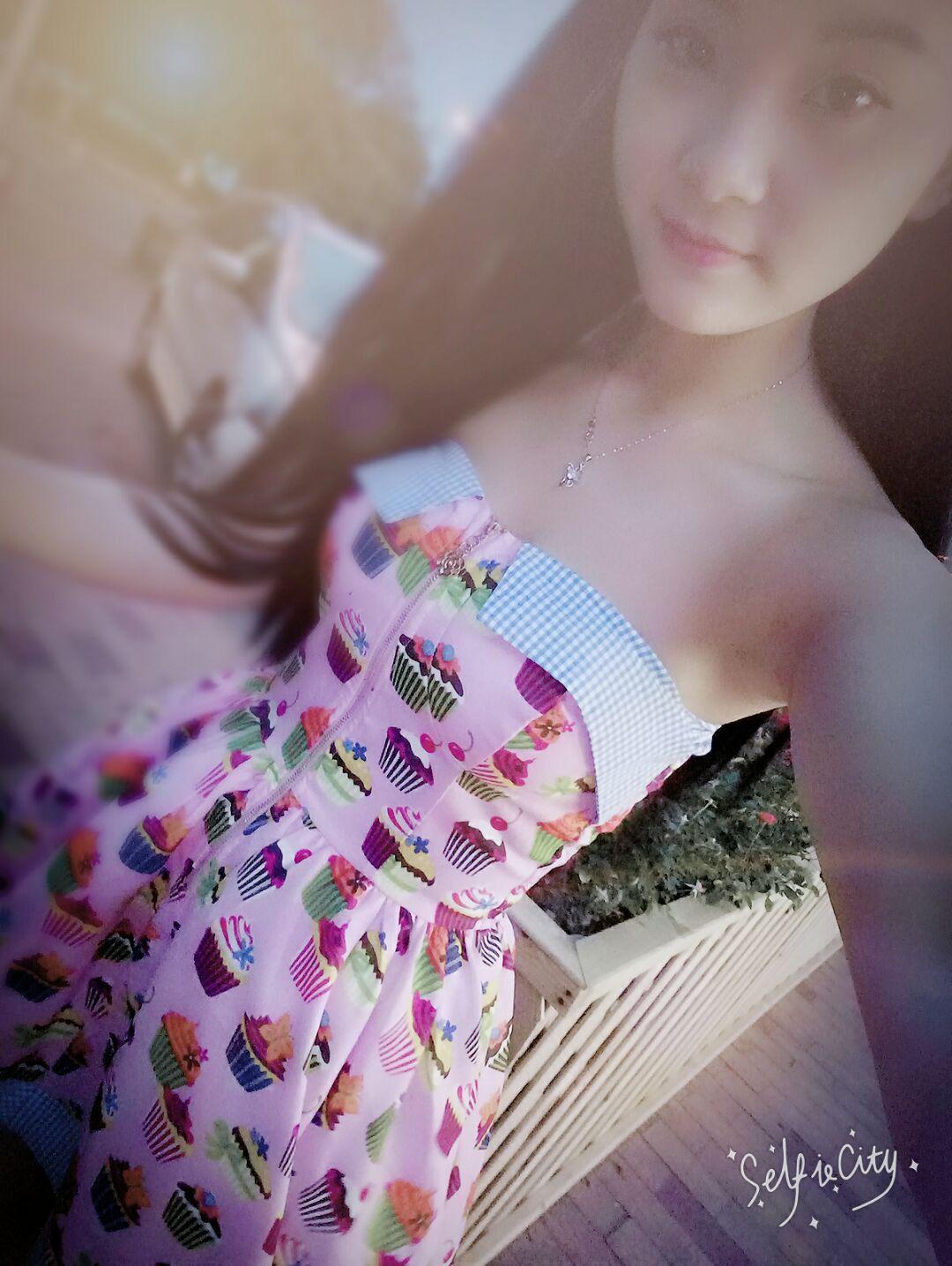 BOSSY LADY枪枪家 甜美挂脖印花蛋糕裙修身无袖连衣裙蓬蓬裙女夏