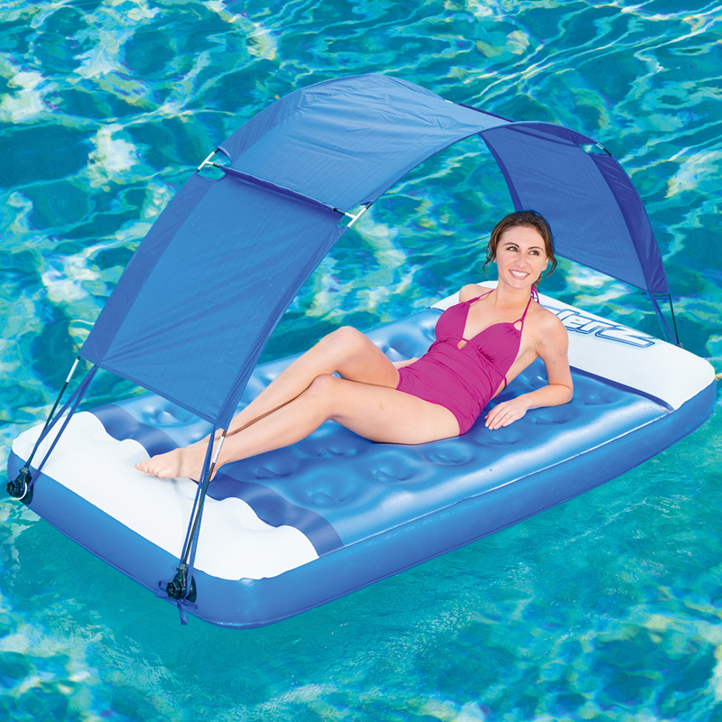 Inflatable Swimming Ring Pool Toys For Swimming Pool Party Decoration Swimming Ring Children Students Adult Men And Women Thickened Lifebuoy Underarm Children Swimming Inflatable Swimming Ring Float