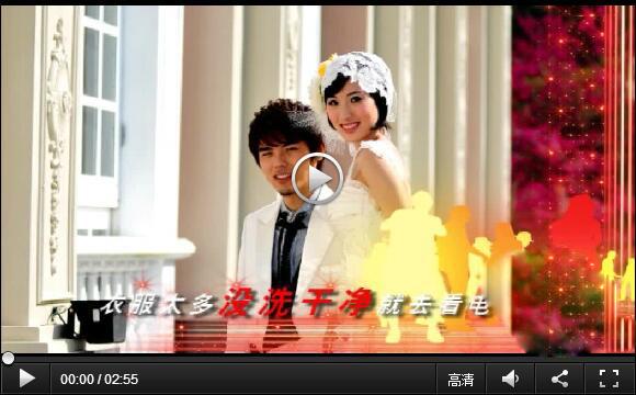 爱啦啦(宽屏)-PR CS3 婚纱24
