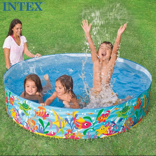 USD 16.85] Original INTEX small medium and large marine park ...