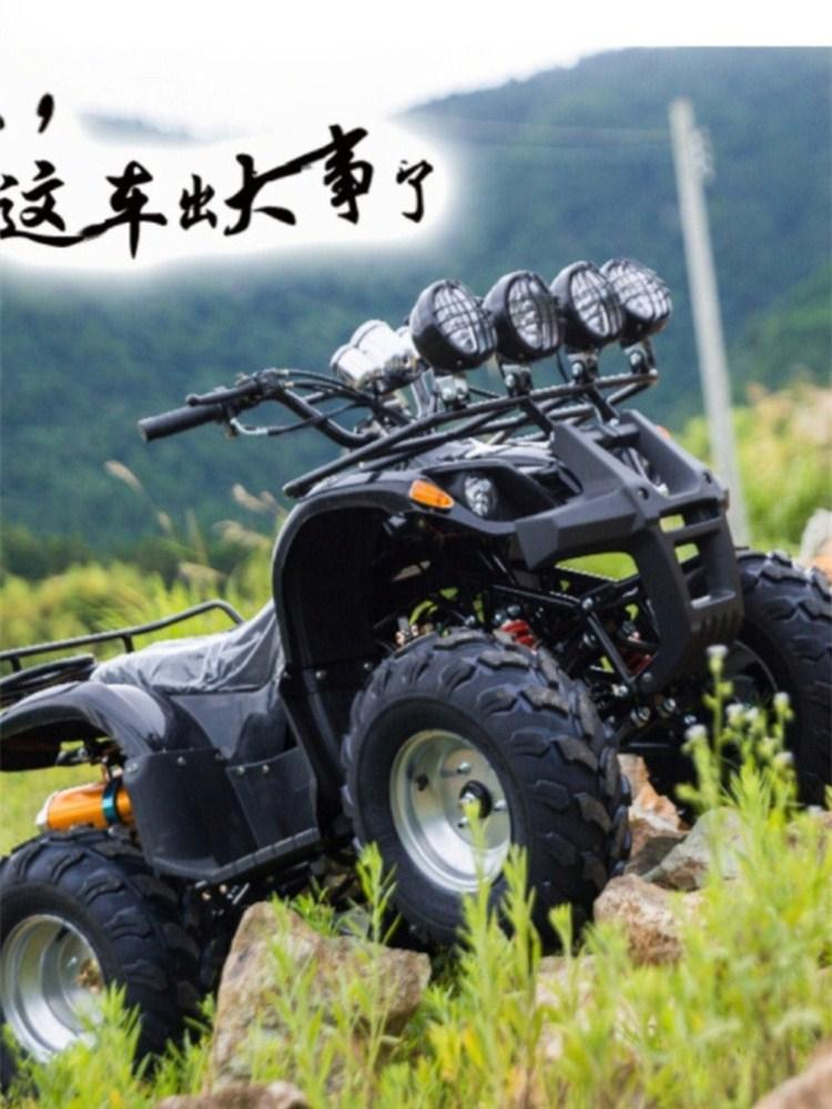 Núi bốn bánh ATV bulls người lớn off-road hơi nước điện di chuyển tất cả các địa hình trục truyền 4 bánh xe xe máy ATV