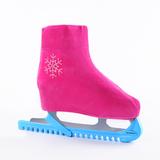 Фигурное покрытие для обуви корейский Бархатная крышка для обуви на коньках ледяного конька для обуви