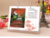Настольный календарь 2019 для влюбленной пары Индивидуальная творческая индивидуальность детские Печатный календарь с фотоизображением бесплатная доставка по китаю