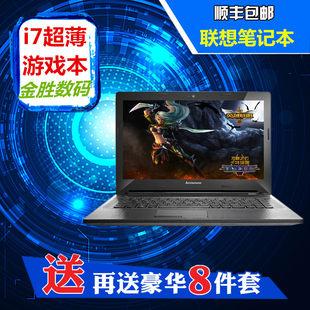 Lenovo/ объединение  G50-80 IFI ноутбук компьютер i7 четырехъядерный процессор значительно тонкий офис студент игра Книга