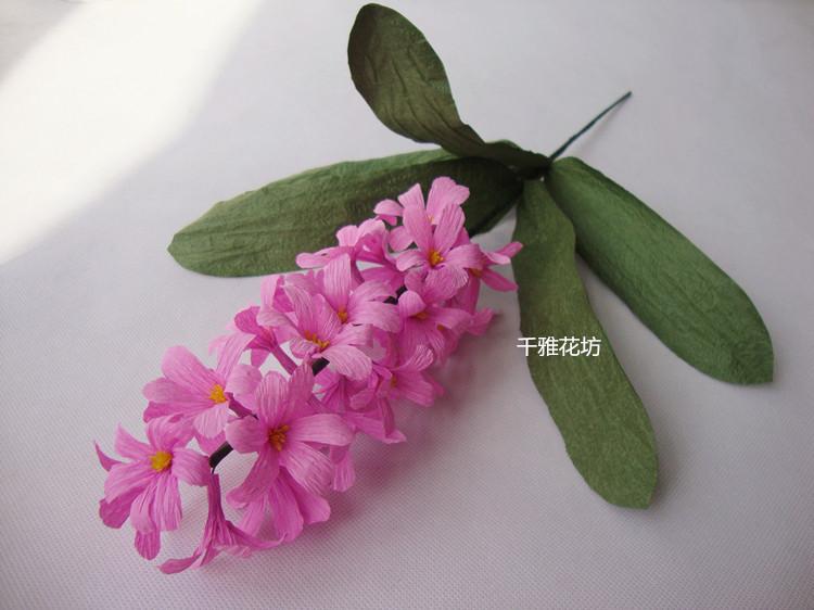 Usd 463 crepe paper flowers rose diy handmade flower material lightbox moreview lightbox moreview lightbox moreview mightylinksfo