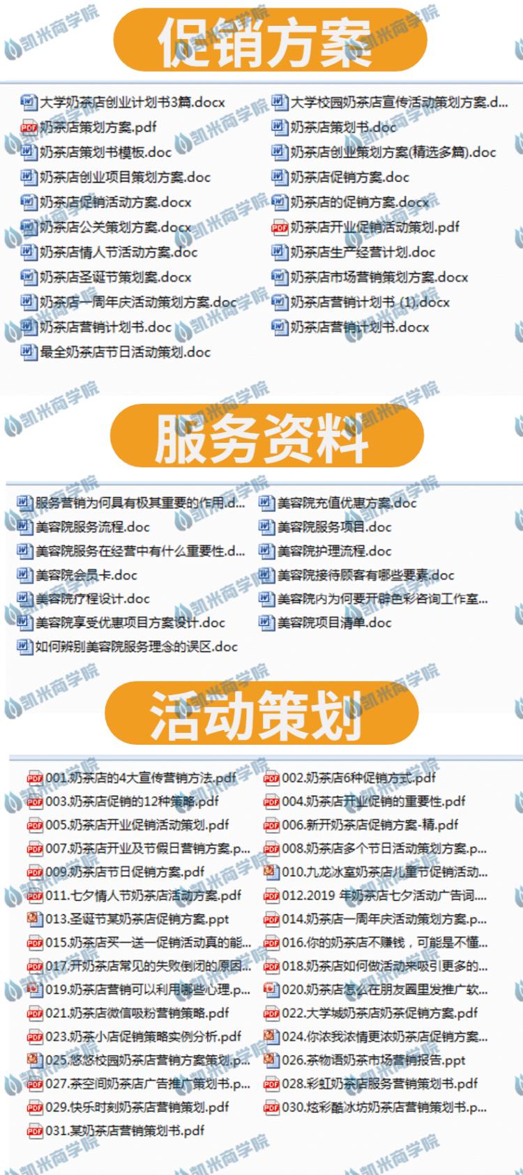 冷饮品奶茶连锁店开业经营网络微营销推广案例方法活动策划方案