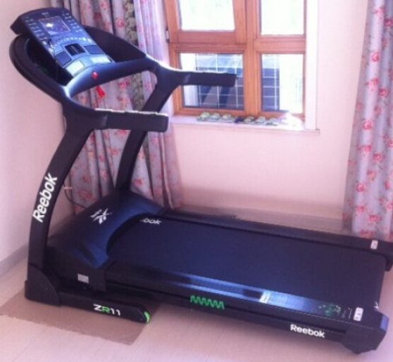 Reebok treadmill ZR11 authentic ultra-quiet home folding electric fitness  weight loss equipment