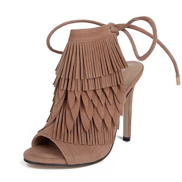 Tassel high heels, Ladies fashion shoes's main photo
