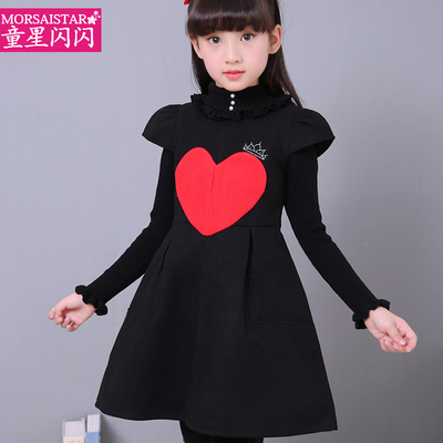 Child twinkle girl trousers skirt fall winter clothes children's winter skirt girl princess dress skirt sleeveless new