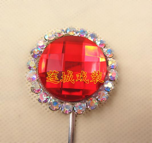 аксессуар Глава Пекинская опера драмы головной убор голова Чхинъи играть бит красочных бурильные головки водяные пузыри