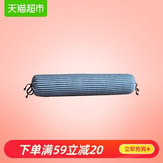 Antarctic buckwheat cassia seed cervical spine pillow neck pillow repair special round candy pillow single cylindrical pillow