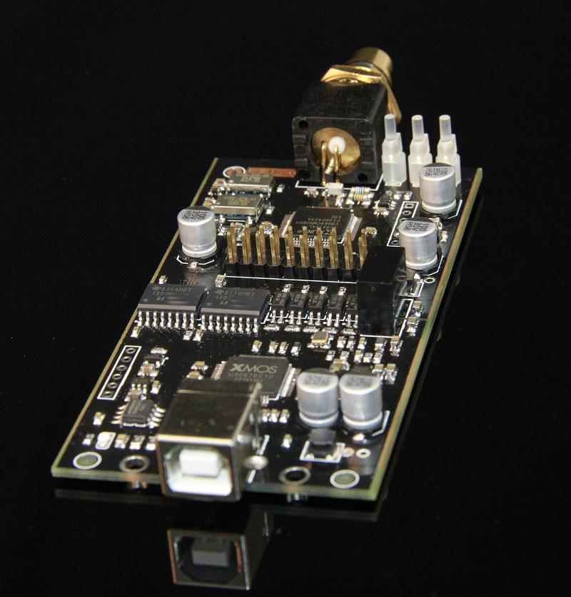 Декодер Singxer  F-1 XMOS USB XU208