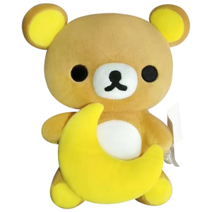 可爱轻松熊易烊千玺公仔毛绒玩具