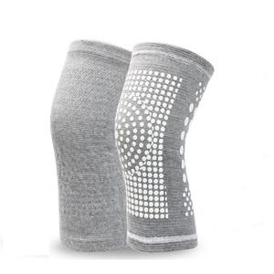 蒸舒康护膝保暖老寒腿自发热防寒无痕男女漆夏季空调房关节膝盖套