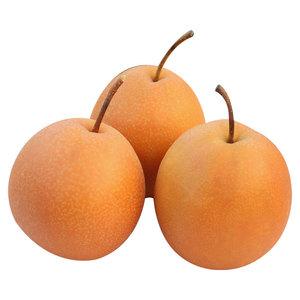 魏鑫河北鸭梨梨子新鲜水果3.1斤