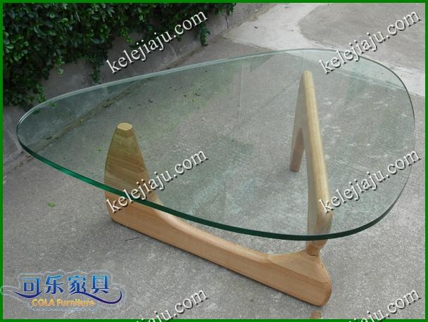 CL901 треугольник кофейный столик - основной цвет Coffee Table закалённое стекло дикий рот храбрый кофейный столик толстый 45mm