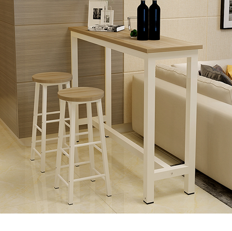 Simple bar table home wall bar small bar living room partition porch