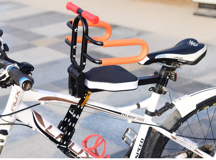 Mountaineering Car Stackbicycle Child Seat Front Fast Dismantling