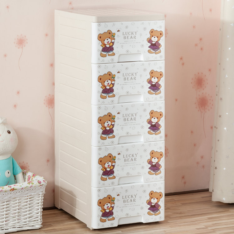 Marvelous To Win The Plastic Drawer Type Small Storage Cabinet Baby Wardrobe  Childrenu0027s Toys Lockers Baby Clothes
