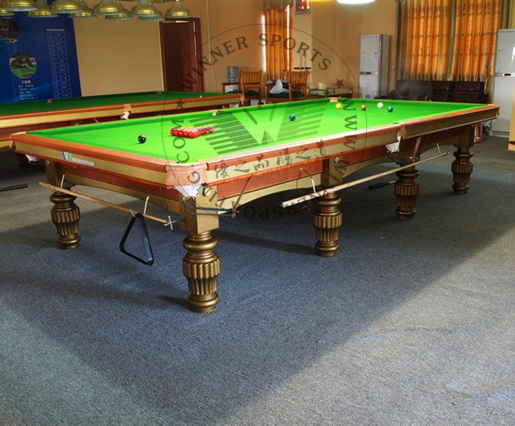 USD English Snooker Game Table Villa Type Luxury Snooker - Luxury billiards table
