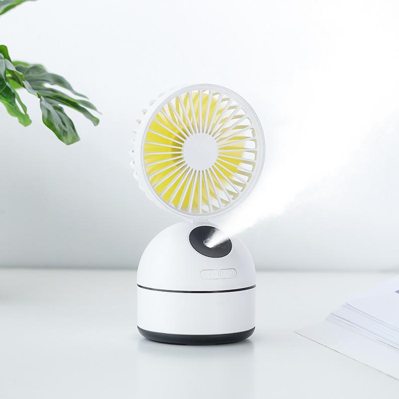 【简约数码】喷雾二合一电风扇图片