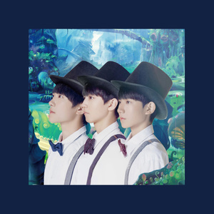 TFBOYS《Love With You》歌词mp3下载