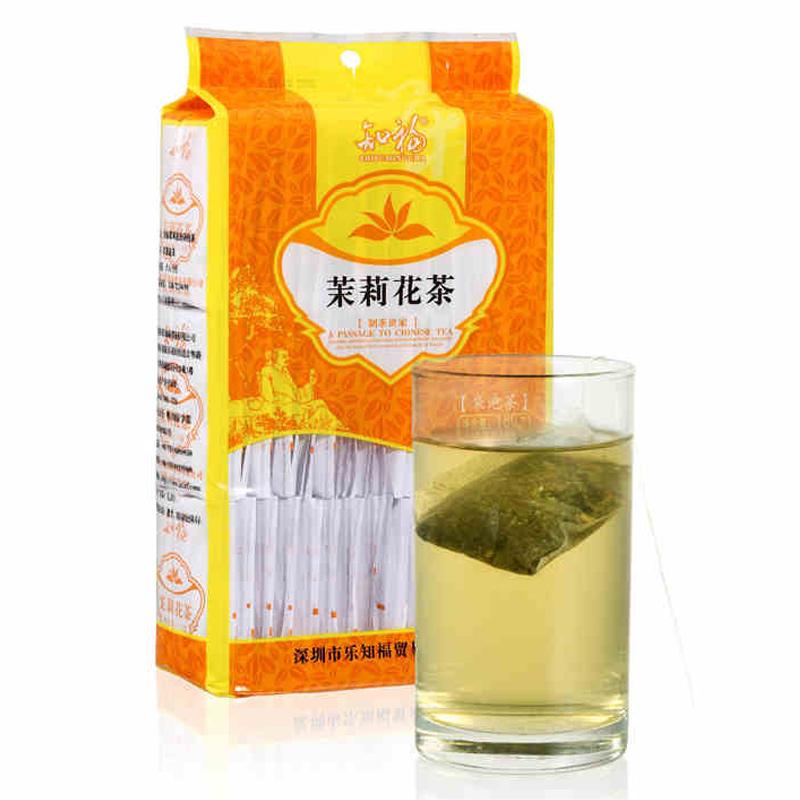 知福 茉莉花茶叶 袋泡茶 茉莉花茶茶包