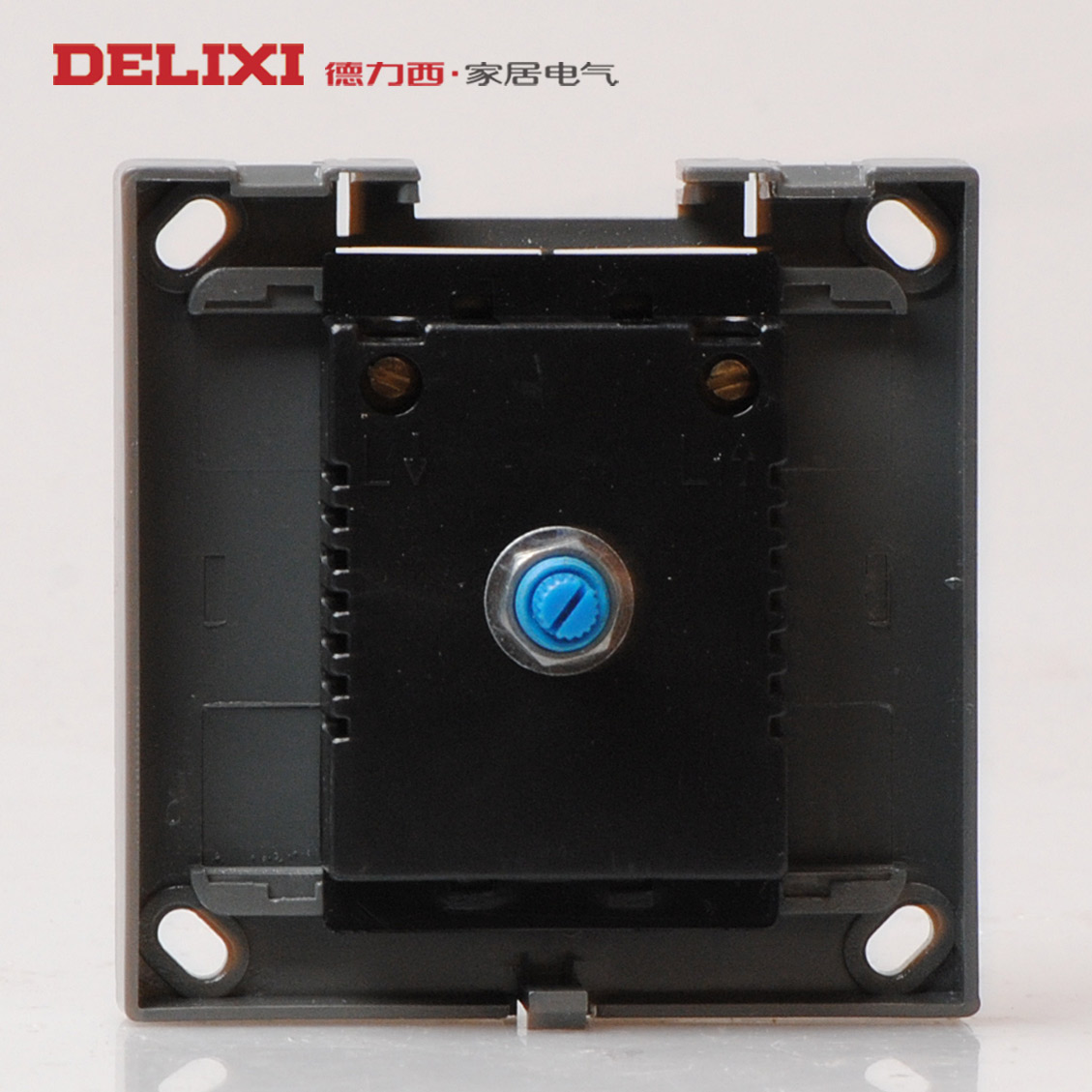 Delixi Ming Installed Dimmer Switch Panel Table Lamp Knob 220v Light