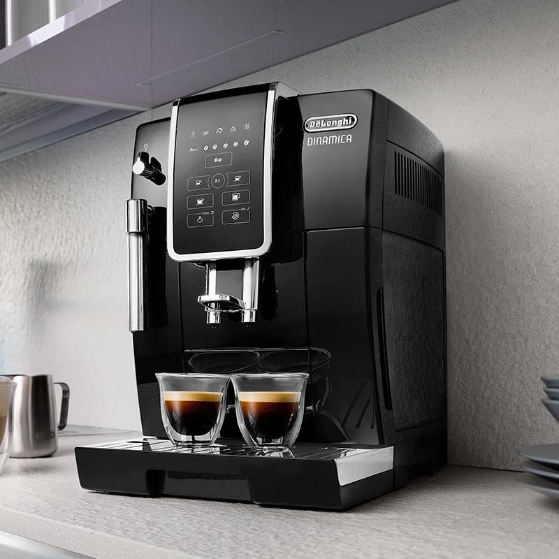 De'Longhi 德龙 Dinamica ECAM 350.15.B 全自动咖啡机 ¥2524 天猫¥5890