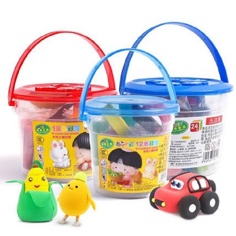 西瓜太郎儿童橡皮泥玩具套装带模具