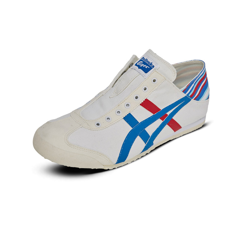 online store 92f99 086b3 OnitsukaTiger Onizuka Tiger casual canvas shoes lazy shoes MEXICO66 PARATY  TH6P4N