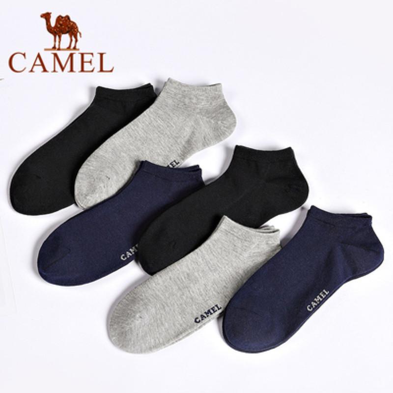【6双装】骆驼旗舰店男女袜子