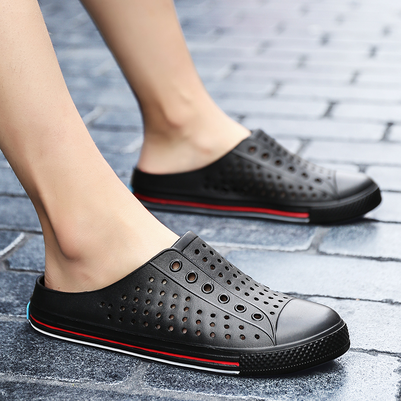 Usd 44 84 Summer Shoes Men Play Water Cave Shoes Male 2019 New Car