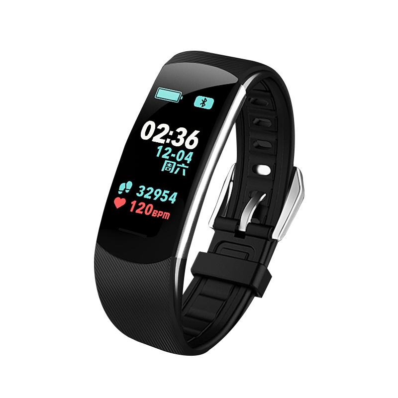 智想C4运动智能手环多功能男士女测血压心率监测睡眠彩屏大屏计步器手表安卓苹果oppo华为学生vivo跑步游泳_领取90元天猫超市优惠券