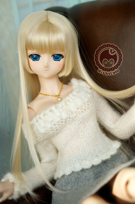 taobao agent 【Meow House】Winter temperament hollow sweater SD DD 3 points 1/3 AE AS BJD clothes daily baby clothes