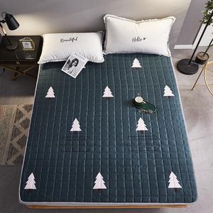 床垫软垫榻榻米床护垫防滑可折叠学生宿舍单双人薄款垫子四季通用