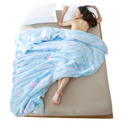 梦喜缘 纯棉空调被 3斤 舒适柔软亲肤