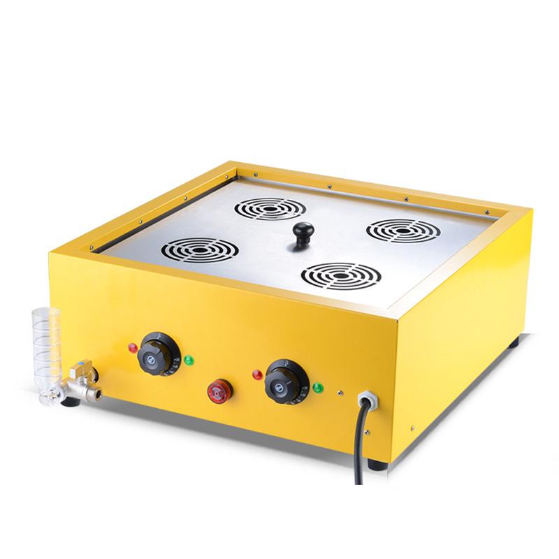 商用蒸包炉台式小吃小型四孔蒸炉小笼包电包子全自动蒸蒸锅机电热