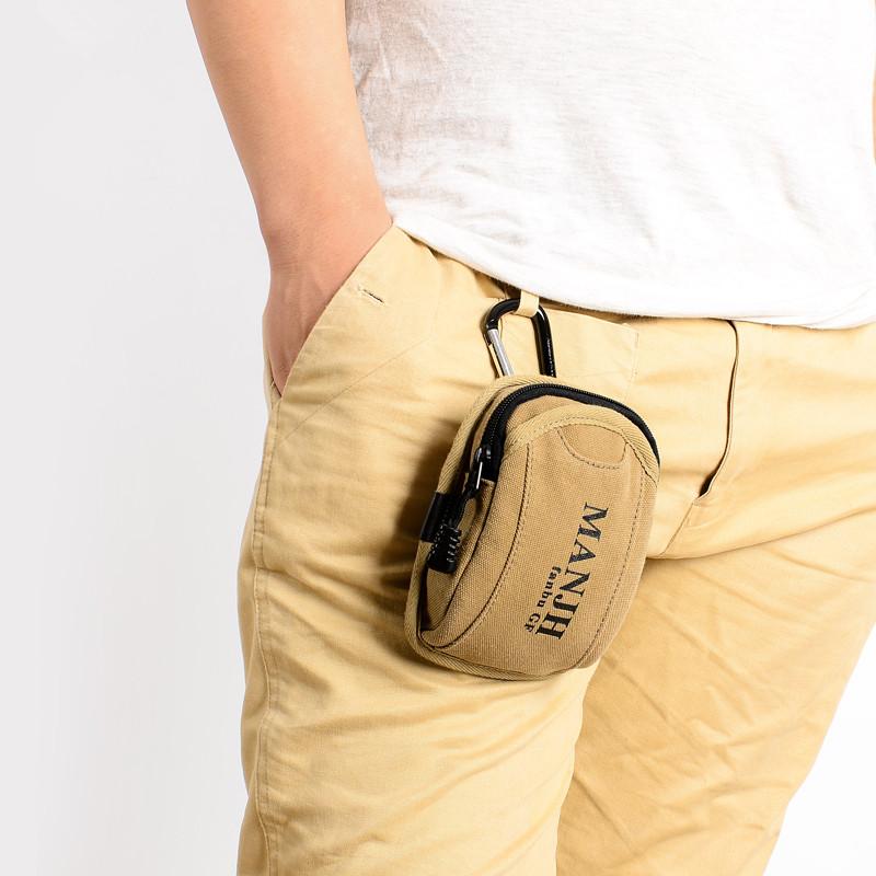 多功能户外大容量迷你女士腰包腰手机男式皮带包穿挂包小包烟包潮