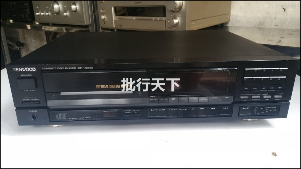 CD-плеер Kenwood  DP-1100SG CD 220V