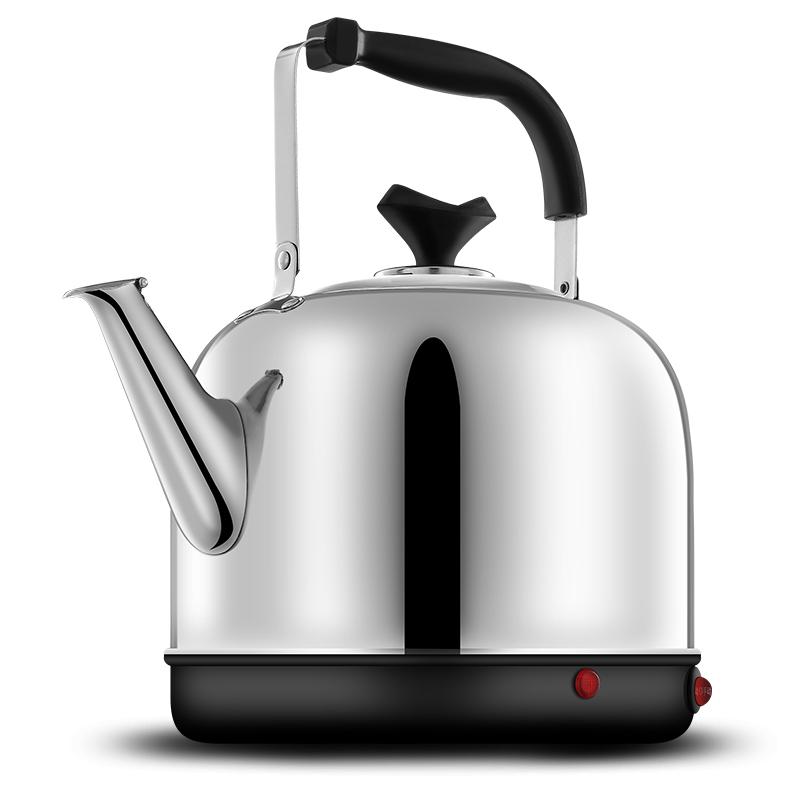 烧水壶快壶电热水壶家用304不锈钢大容量
