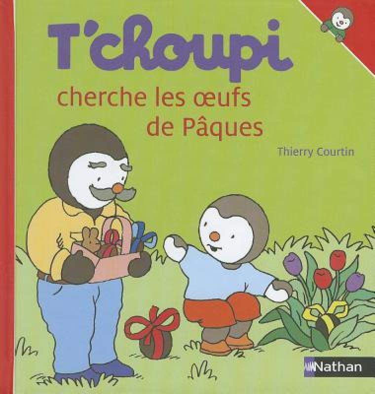 «Резерв» t'choupi Черче Les oeufs de paques
